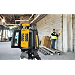 CST/Berger RL25HVCK Horizontal/Vertical, Interior/Exterior Rotary Laser High Quality Complete Kit
