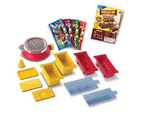 Cool Create F9LL9021 Chocolate Bar Maker, Multi (Chocolate Maker Lolly)