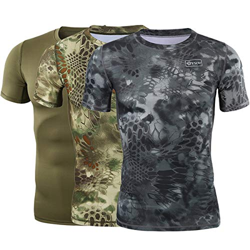 Military Ba Mens Legend Short Sleeve Tee 1-5 US S(Chest:34.6 tag M)