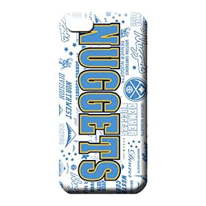 iphone 6plus 6p covers Eco-friendly Packaging For phone Protector Cases phone cover shell denver nuggets nba basketball