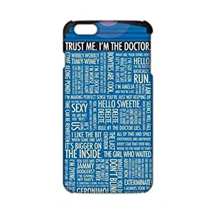 Angl 3D Case Cover Doctor Who Phone Case for iphone 5 5s