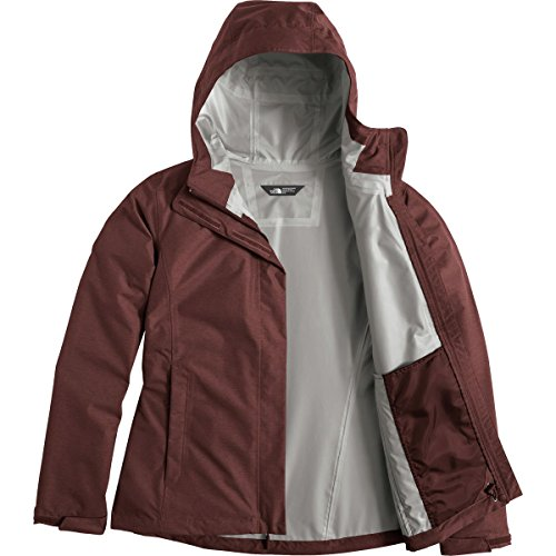The North Face Women's Venture 2 Jacket - Sequoia Red Heather - XL (Past Season) by The North Face (Image #1)