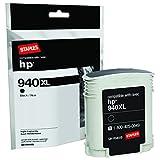 Best Staples Ink Cartridges - Staples Remanufactured Inkjet Cartridge, HP 940XL (SIH-R940XB), High Review