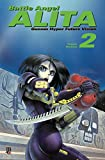 capa de Battle Angel Alita - Volume 2