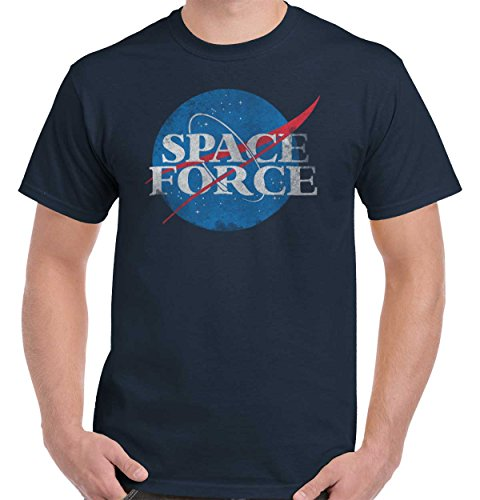 Space Force USSF Donald Trump US Military T Shirt Tee