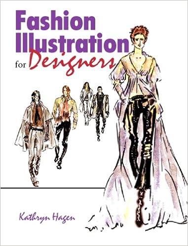 Amazon Com Fashion Illustration For Designers 9780130983831 Hagen Kathryn Books
