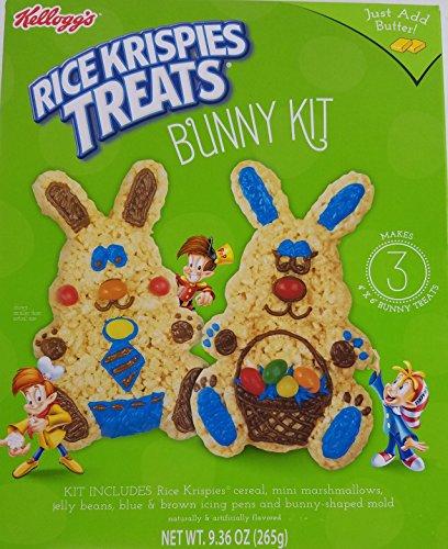Easter Rice Krispies Treats Bunny Kit 9.36 oz -