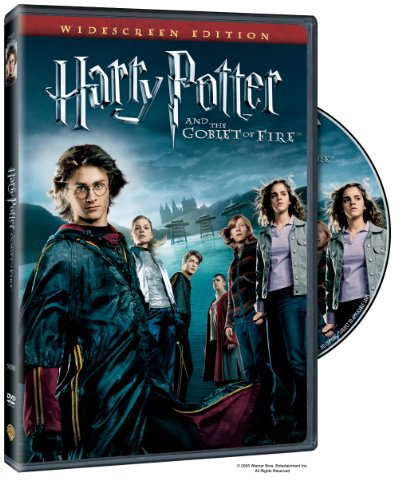 Harry Potter and the Goblet of Fire (Single-Disc Widescreen Edition) - Harry Potter Movie Dvd