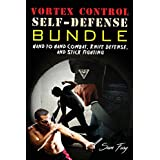 Vortex Control Self-Defense Bundle: Hand to Hand Combat, Knife Defense, and Stick Fighting (Volume 4)