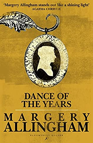 book cover of Dance of the Years