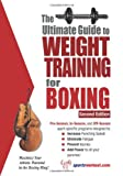 The Ultimate Guide to Weight Training for Boxing, Robert G. Price, 1932549463