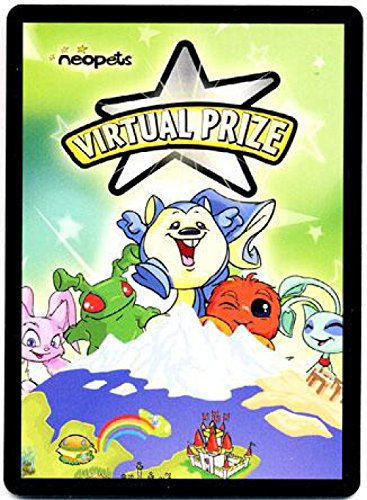 Amazoncom Neopets Virtual Prize Code Toys Games