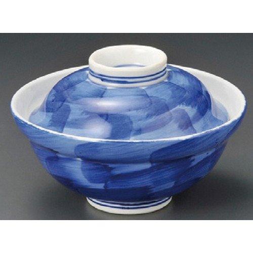 Multi purpose Bowl - Ramen bowlRamen, Katsudon, Gyudon, Udon, Soba Bowl size [ 155 x 105mm ] Three-step brush eye lid Japanese dish plates traditional oriental asian
