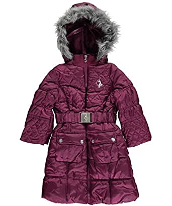 Baby Phat Little Girls Toddler Quot Phat Quilt Quot Insulated