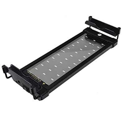 Mingdak LED Aquarium Light with Extendable Brackets