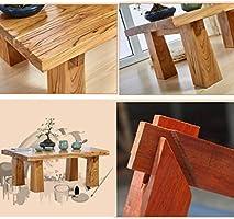 Mesas de café Mesa De Centro Mesa De Ataúd Antigua Mesa De Madera ...