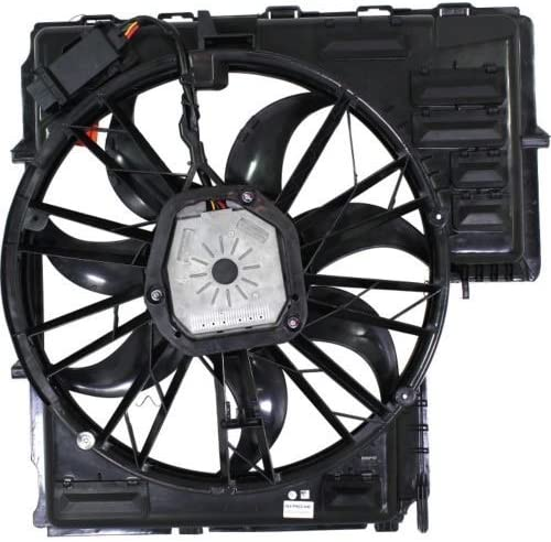 for 2004-2006 BMW X5 Engine Cooling Fan Shroud 17 42 7 521 767 BM3110105 Replacement 2005 Go-Parts