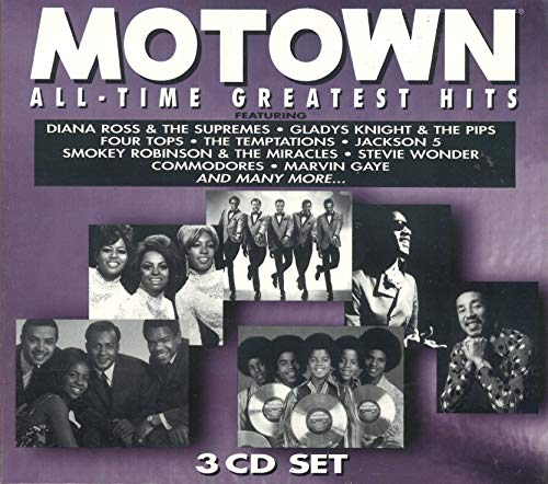 Motown All-Time Greatest Hits