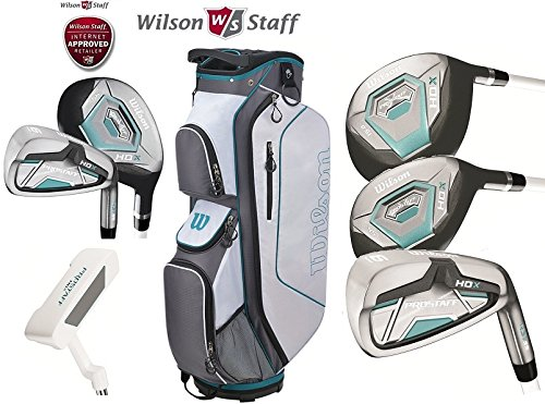 The Golf Store 4u Ltd Wilson Prostaff HDX - Juego completo ...