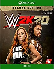 WWE 2K20 Deluxe Edition (Xbox) Xbox One Deluxe