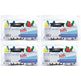 HTH 1173 6-Way Test Kit, Pack of 4