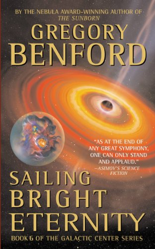 book cover of Sailing Bright Eternity