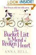 #10: The Bucket List to Mend a Broken Heart: The laugh-out-loud love story of the year!
