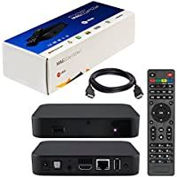 MAG 322 W1 IPTV BOX + IN BUILT WIFI + HDMI CABLE + REMOTE + POWER ADAPTER