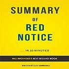 Summary of Red Notice, by Bill Browder: Includes Analysis Hörbuch von  Elite Summaries Gesprochen von: Ian Andrews