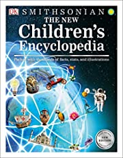 The New Children's Encyclopedia: Packed with Thousands of Facts, Stats, and Illustrations