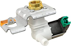 ClimaTek Upgraded Water Inlet Valve fits Kenmore Whirlpool 8563405 8563406 8563407