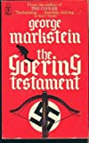 The Goering Testament, George Markstein, 0345280474