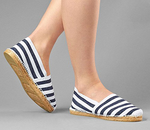 Spain DIEGOS in Men's Made Espadrilles Women's Hand Sailor YrwYTSq