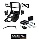 C5 Corvette Double DIN Stereo Audio System Center Console Harness Combo Kit DP-3021B XSVI-2004 AD-GM1 DDIN Metra FITS: All 97-04 Corvettes