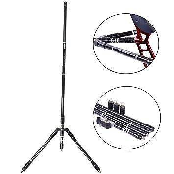 ZSHJG Archery Carbon Stabilizer System Balance Bar Main Rod Recurve Compound Bow Shock Absorber