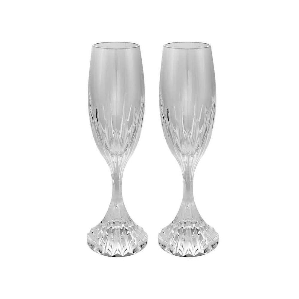 Baccarat Massena Set of 2 Champagne Flute 2811797