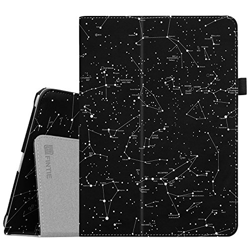 Fintie iPad 9.7 2018/2017, iPad Air 2, iPad Air Case - [Corner Protection] Premium Vegan Leather Folio Stand Cover, Auto Wake/Sleep for iPad 6th / 5th Gen, iPad Air 1/2 (ZA-Constellation)