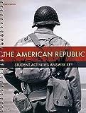 American Republic Activities Manual Teacher