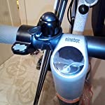 TOOGOO-Applicable-per-M365-Scooter-Bells-No9-Scooter-Elettrico-Campane-Ricambi-Scooter-Accessori-Ninebot-Es1-Es2-F0-Nextdrive-Accessori-per-Biciclette-Nero