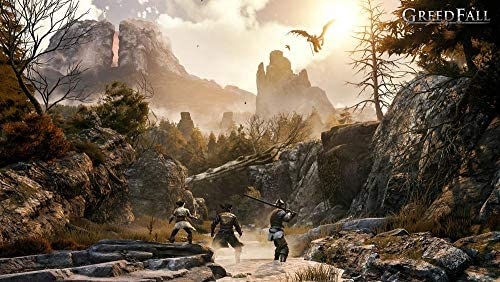 GreedFall - Xbox One [Importación francesa]: Amazon.es: Videojuegos