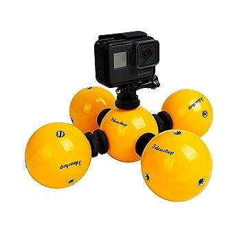Ideashop Cámara de acción subacuática Bola flotante de la flotabilidad de la bola Mini sostenedor flotante ...
