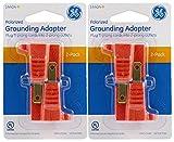 GE 39121300 Grounding Adapter