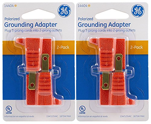 GE 39121300 Grounding Adapter by GE