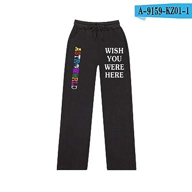 ASTROWORLD Travis Scotts ASTROWORLD Women/Men Trousers Sweatpants Jogger Pants at Amazon Womens Clothing store: