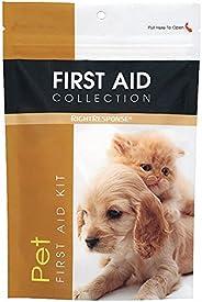 First Aid Kit, Bulk, Tan, 35 Pcs
