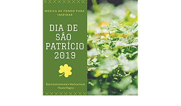 épica Instrumental By São Patrício Do Norte On Amazon Music