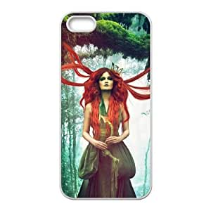 natures tears 2 iPhone 5 5s Cell Phone Case White xlb2-360366