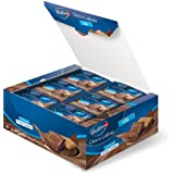 Bahlsen Choco Leibniz Milk - Leibniz Butter Biscuits topped with a thick layer of European Chocolate - 1 oz Single Serving Packets (2 cookies) (Milk Chocolate, 30 single servings) …
