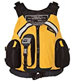 Kokatat Women's UL MsFit Tour Mango PFD Life Jacket, Medium