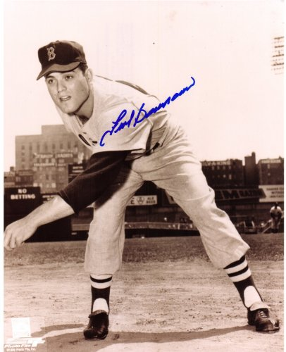 Autographed Signed Photo Frank Baumann Boston Red Sox